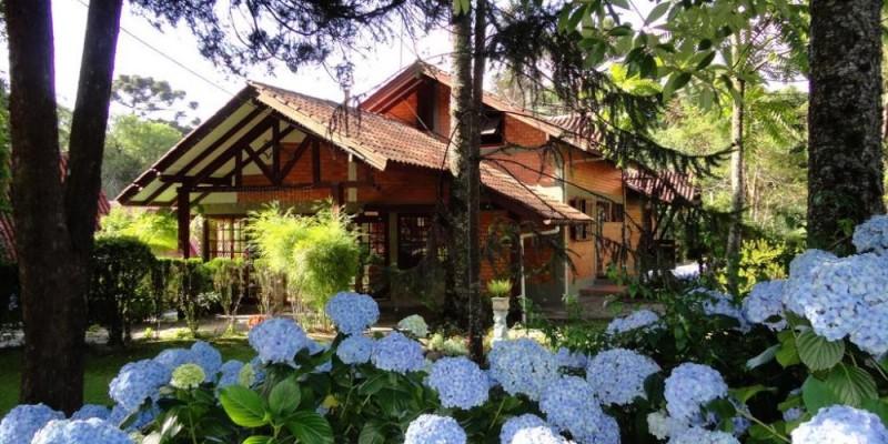 Hotel Cabanas Jardim de Flores