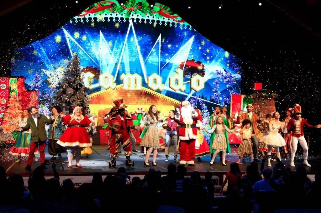 Viva a magia do Natal em Gramado