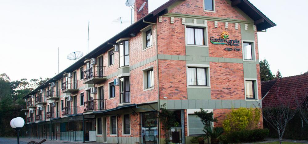 Garden Canela Hotel